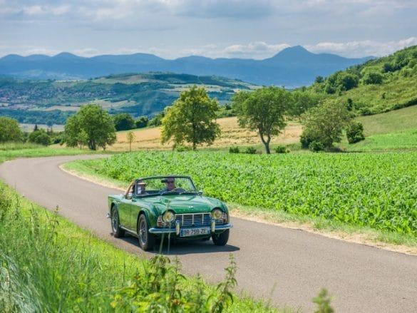 ClassicArverne location voiture en Toscane d'Auvergne