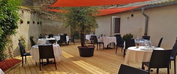 terrasse Table Saint-Martin